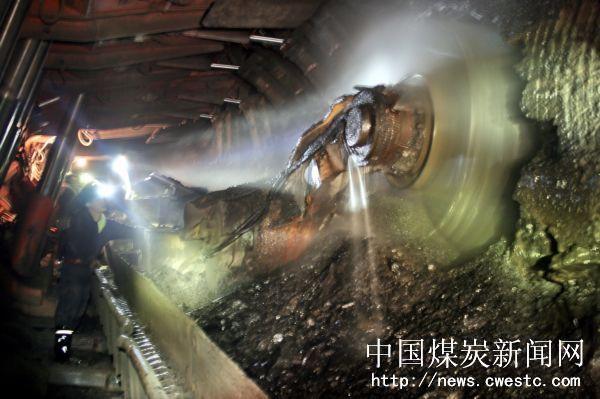 提升到90万吨---广西第一个综合机械化采煤技